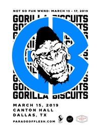 NSFWknd: Gorilla Biscuits •  Judge