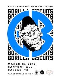 NSFWknd: Gorilla Biscuits •  Judge