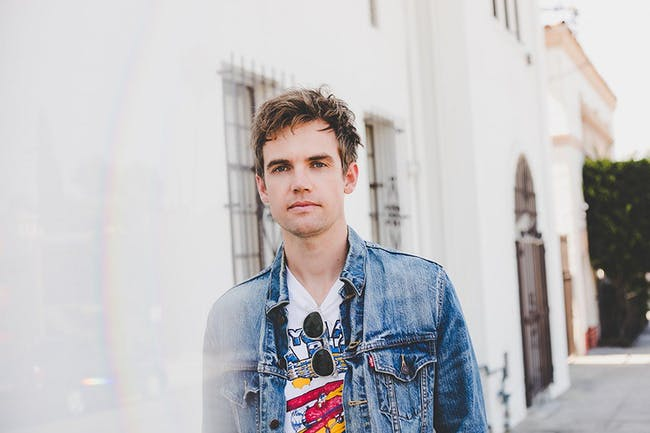 Tyler Hilton with special guest  Frank Viele