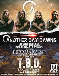 Another Day Dawns Album Release Party