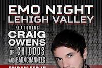 Emo Night Lehigh Valley Ft. Craig Owens