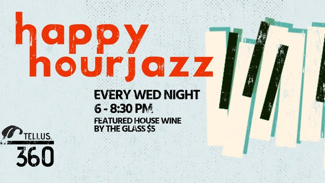 Happy Hour Jazz w/ Luce and Bruce