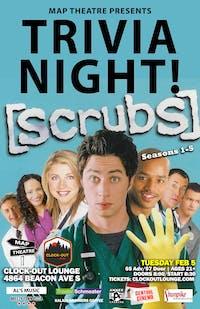 Scrubs Trivia Night (S:1-5)