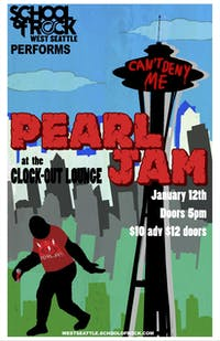 School of Rock West Seattle performs Pearl Jam