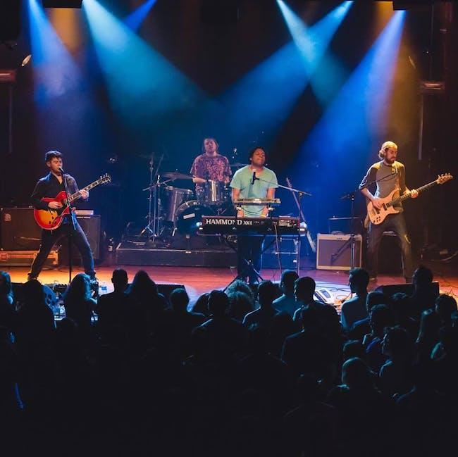 After Funk - Santa Barbara Album Release Tour