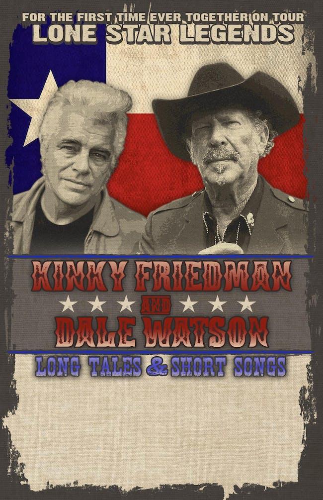 Kinky Friedman & Dale Watson