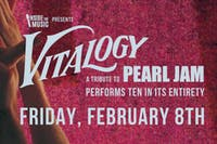 "Vitalogy: A Tribute To Pearl Jam Performs ""10"" In Its Entirety"