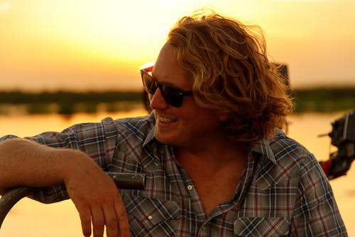 William Clark Green with Ross Cooper