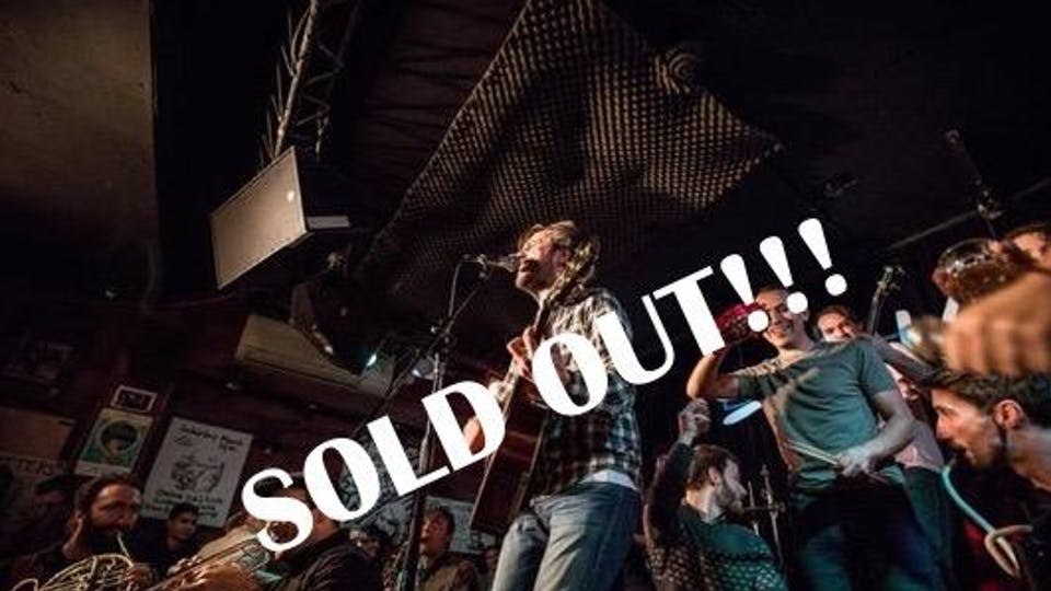 Don McCloskey - SOLD OUT!