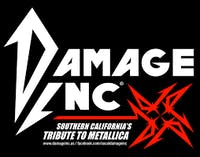 Damage Inc Tribute to Metallica