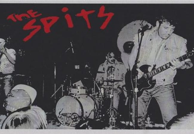 The Spits : SOLD OUT