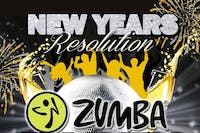 New Year Resolution Zumba Party