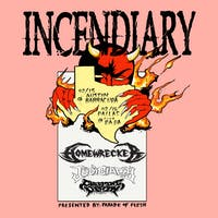 Incendiary • Homewrecker • Judiciary • Creeping Death in Austin