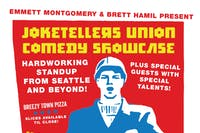 Joketellers Union, 1/02/2019