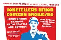 Joketellers Union, 1/30/2018
