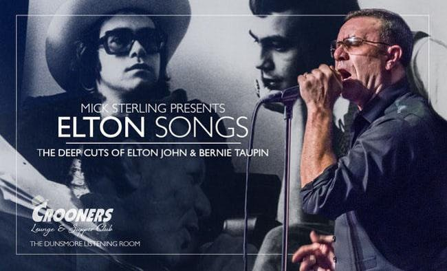 Elton Songs with Mick Sterling and Peter Guertin