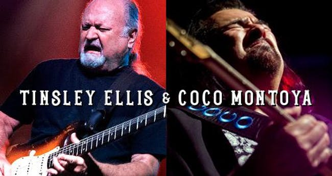 Coco Montoya and Tinsley Ellis