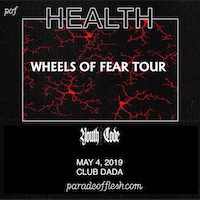 HEALTH: Wheels of Fear Tour with Youth Code