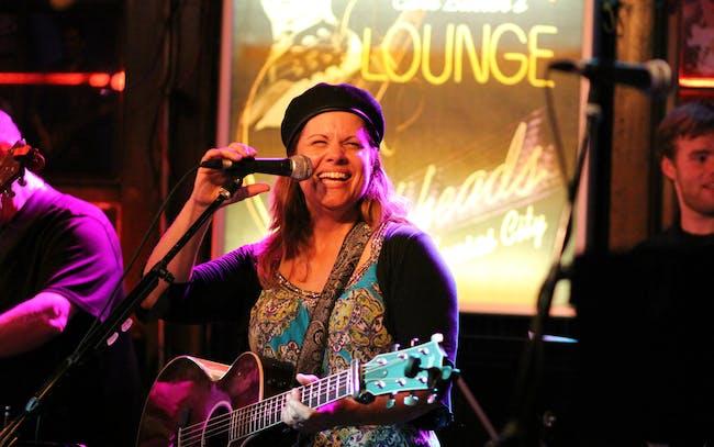 Joy Zimmerman CD Release Show with Jimmy Dykes