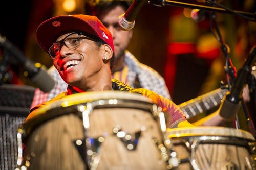 Valentine's Day with Pedrito Martinez