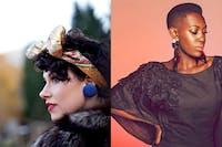 Winter Jazz: Erica Dee and Tonye Aganaba