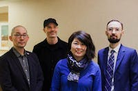 Winter Jazz: Sharon Minemoto Quartet