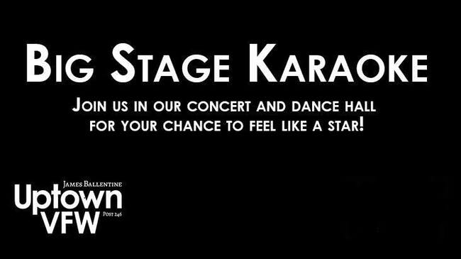 Big Stage Karaoke