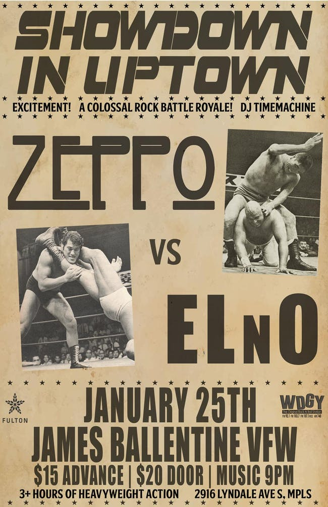 Zeppo Vs. E.L.nO.