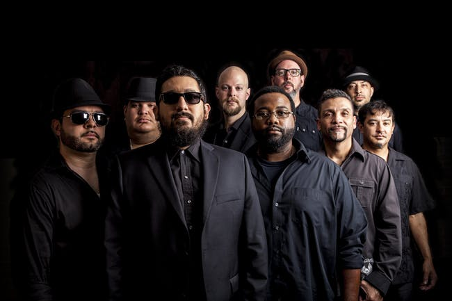 Grupo Fantasma with special guest Phoenix Afrobeat Orchestra