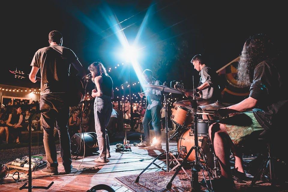 Hope & Things, Jakals, Blame Mercury, Shadow Year at Sunnyvale