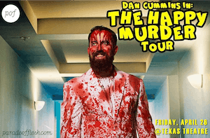 Dan Cummins: The Happy Murder Tour