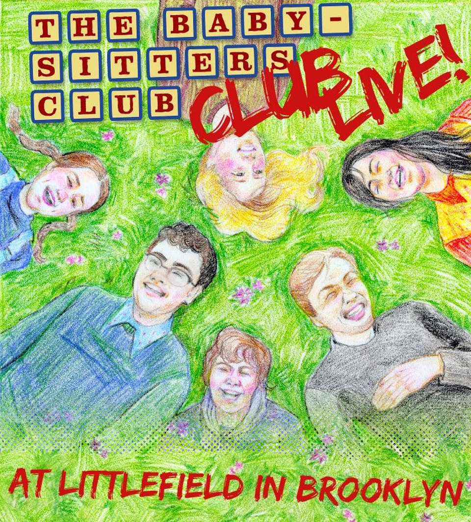 The Baby-Sitters Club LIVE!