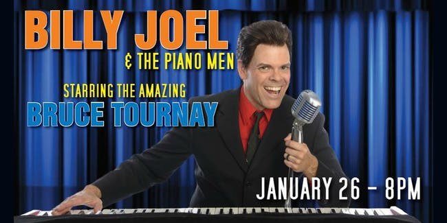 Billy Joel and the Piano Men