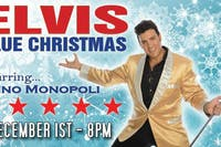 Elvis: Blue Christmas