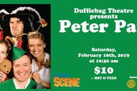 Family Scene: Dufflebag Theatre in Peter Pan