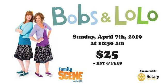 Family Scene: Bobs & Lolo