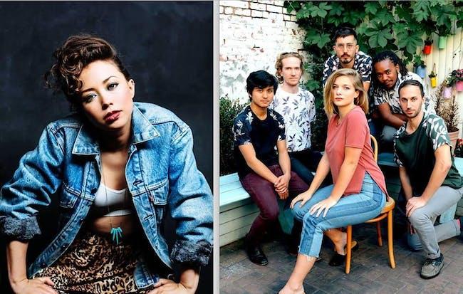 Sami Stevens and The Man I Love, Alison Shearer Band
