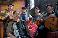 Midnight In Paris with Cafe Accordion Orchestra