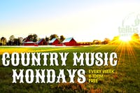 Country Music Monday w/ Stu Huggens & The Black Hats