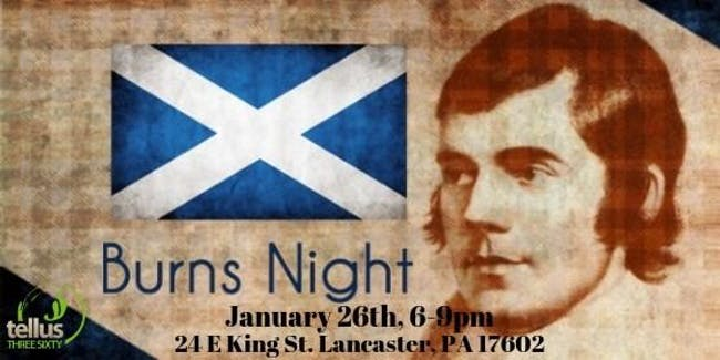 Robert Burns Supper 2019