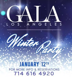 GALA Winter Party