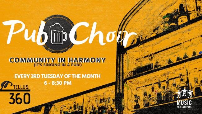Pub Choir: New Beginnings