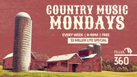 Country Music Monday w/ All Weather Band