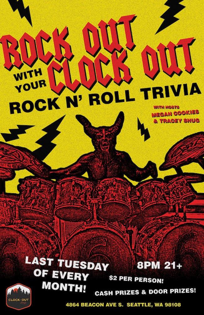 Rock N Roll Trivia