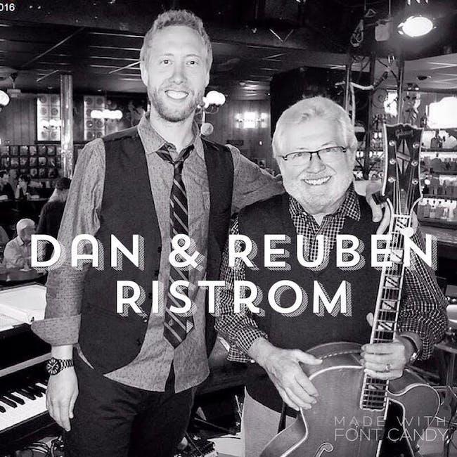 Dan and Reuben Ristrom - NO COVER