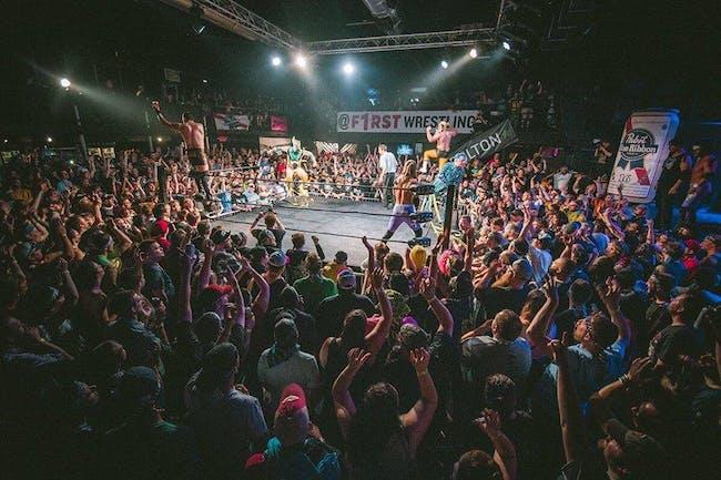 F1RST Wrestling: Live!