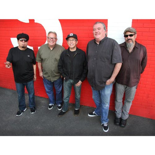 Los Lobos with Fred Wickham and Hadacol and Taylor Scott