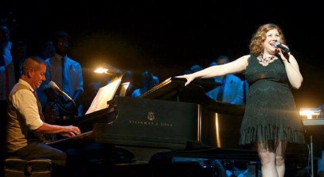 Erin Schwab Valentine's Show