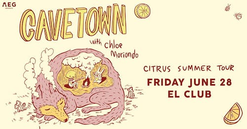 Cavetown at El Club 6/28