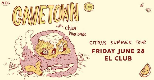 Cavetown at El Club 6/28
